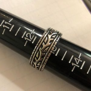 Other - Flames men's ring